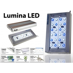 Pantallas Lumina LED Blau