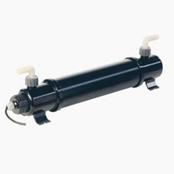 Esterilizador UV 80 W Deltec.
