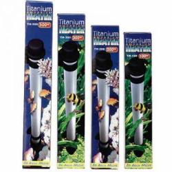 Calentadores Titanium  Aqua Medic (Potencia: 100W,200W,300W,500W)