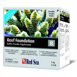 Reef Foundation B Alk -Tampon ( en polvo) Red Sea 1Kg