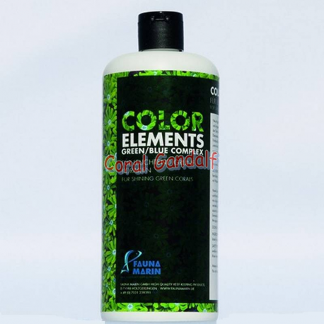 Color Elements Green Blue 500ml